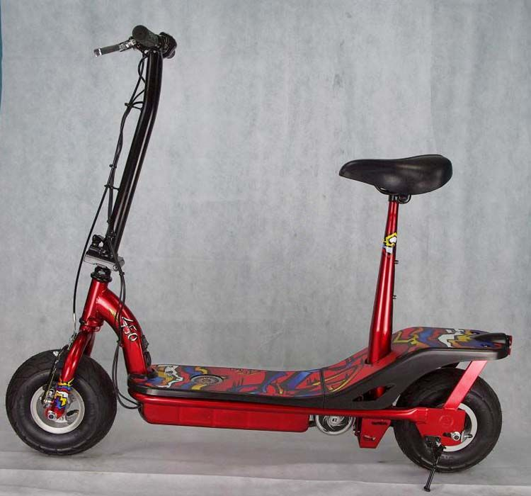 Currie E-scooter