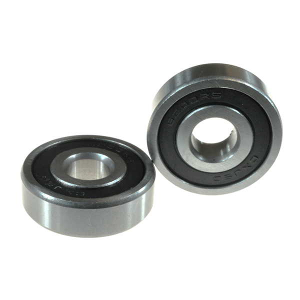 6200-2RS (6200RS) Sealed Scooter Wheel Bearings