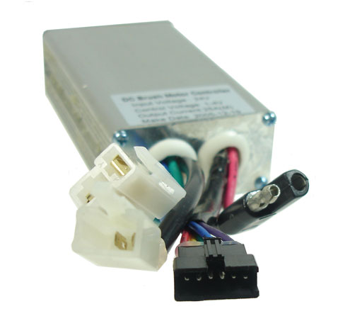 Currie 24 Volt 25A 6-Pin Controller