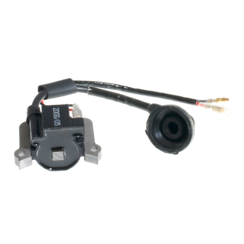 Ignition Coil for 2-Stroke Engines 33cc-52cc with 62 mm Mounting Hole Spacing